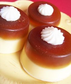 Delicious Flan Soap by LoveLeeSoaps on Etsy, $6.00