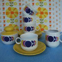 Seltmann Weiden cups, saucers, milk & sugar pots £45 LittleToucan