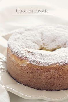 Cake cuor di ricotta