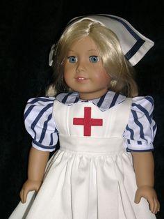 nurse american doll. want