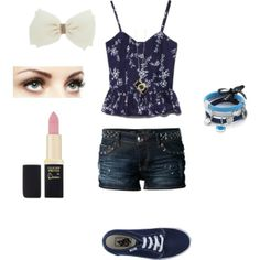 """Untitled #45"" by rebeccahurley on Polyvore"