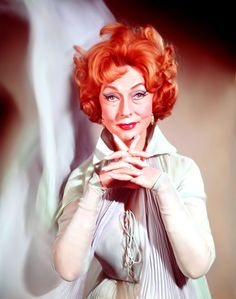 """Agnes Moorehead as Endora - """"Bewitched"""" Agnes Moorehead, Endora Bewitched, Bewitched Tv Show, Bewitched Elizabeth Montgomery, Dream Of Jeannie, Season Of The Witch, Old Shows, Classic Tv, Old Hollywood"""