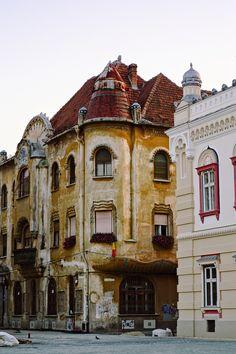 Timișoara, Romania by Matthias J.W.