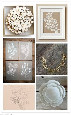 Neutral Botanicals via Creature Comforts Blog