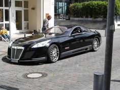The Most Expensive Production Car In The World, The Maybach