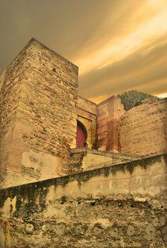 Puerta Monaita, o Puerta de la Alhacaba (vía granatensis | panoramio)
