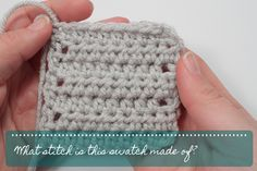 Crochet School~ wonderful online videos to learn different crochet stitches