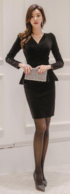 Korean Fashion Online Store 韓流 Trends Luxe Asian Women 韓国 Style Shop korean c...