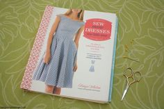 This book is SO great for anyone who wants to sew dresses