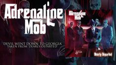 Adrenaline Mob - The Devil Went Down To Georgia (Charlie Daniels Band cover)