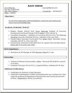 Bba Fresher Resume format Doc Perfect Resume format for Experience Latest software Tester Latest Resume Format, Simple Resume Format, Cv Format, Resume Format For Freshers, Jobs For Freshers, Resume Template Examples, Resume Template Free, Templates, Hr Resume