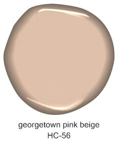 indoor paint colors Find Your Color Georgetown Pink Beige Indoor Paint Colors, Neutral Paint Colors, Interior Paint Colors, Paint Colors For Home, Wall Colors, Benjamin Moore Colors, Benjamin Moore Paint, Pink Beige, Beige Color
