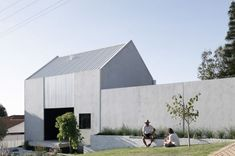Tiny concrete home designed for enviro-friendly Millennials