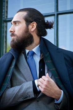 Christian Göran, la nuova immagine di Camicie Rushmore | Camicie Rushmore