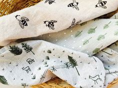 Cloth Hankerchiefs as a Zero Waste Alternative No Waste, Reduce Waste, Bea Johnson Zero Waste, Recycling Information, Waste Reduction, Reduce Reuse Recycle, Repurpose, Produce Bags, Sewing Projects