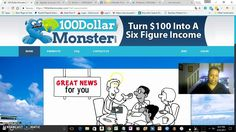 100 Dollar Monster Compensation Plan - 100 Dollar Monster How To Get Sta...
