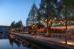 ENZO architectuur & interieur ® Strandzuid heropend in Amsterdam  