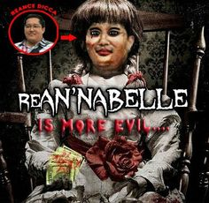 REAN'nabelle, the Evil from Indonesia