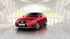 CT 200h Build & Price: Lexus Australia