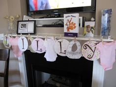 Amelia's Notebook: Storybook Baby Shower