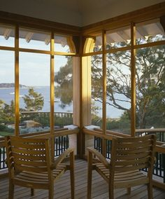 Home on Champlain's Bluff ~ Cape Cod, MA  ~by Cape Cod Architects
