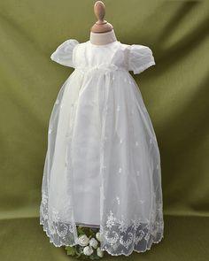 6c985741c06 Couche Tot Girls Christening Gown
