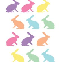 Hop-a-long #freeprintables #easter #ishareprintables