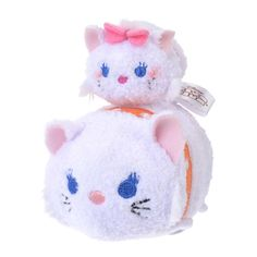 Mini Duchess and micro Marie Tsum Tsum