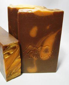 Goat Milk Soap  Frankincense & Myrrh by MountainScentament on Etsy, $5.00