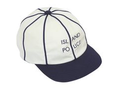 EDIFICE : MOONRISE KINGDOM ISLAND POLICE CAP