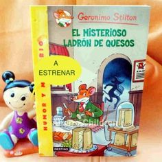 Libro Gerónimo Stilton 4.95€-20% dto mas barato imposible ;) www.ahorrochildren.es