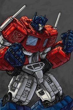 Optimus Prime - Bad Ass