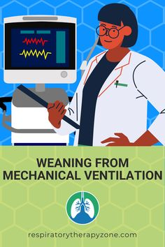Ready to learn about the methods and modes of Weaning from Mechanical Ventilation? This study guide gives an overview and has helpful practice questions. #MechanicalVentilation #Weaning #VentilatorModes #RespiratoryTherapy #RespiratoryTherapist Mechanical Ventilation, Respiratory Therapy, Learning Process, Clinic, Sims, How To Become, Study, School, Studio