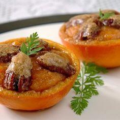 Sweet Potato Oranges