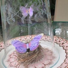 Center pieces for fairy party