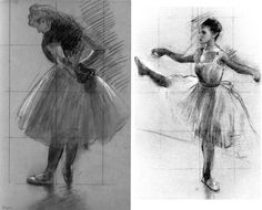 Homework Assignments | ARTS 121 Figure Drawing 1