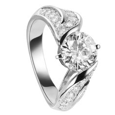 van cleef and arpels acanthe engagement ring