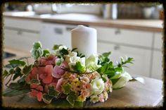 liljer og konvaller: dekoration