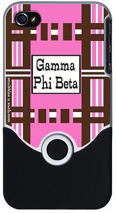 Gamma Phi Beta iPhone Cover