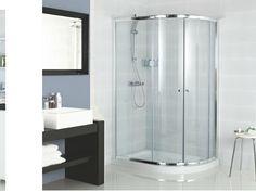 Instinct 6 1000 x 800 quadrant shower enclosure