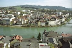 Steyr, my favorite city in Austria. Gothic Buildings, Old Buildings, Steyr, Innsbruck, Salzburg, Austria Country, Austria Travel, Places Ive Been, Dolores Park