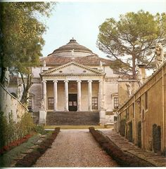 Villa Rotunda, by Palladio   one of the great artisan   my all time favorite,  Jared Viar  The Design Dandy