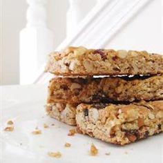 tastycookery | Granola Bars III