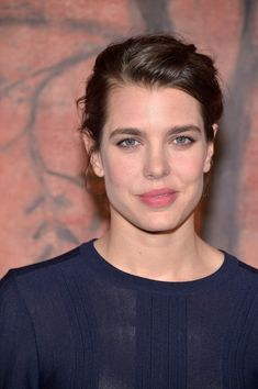 Charlotte Casiraghi Photos - Charlotte Casiraghi attends the Photocall of the 'Chanel Cruise 2017/2018 Collection' at Grand Palais on May 3, 2017 in Paris, France. - Chanel Cruise 2017/2018 Collection - Photocall