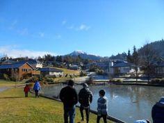 Hanmer Springs, Christchurch Spaces