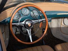 1959 Porsche 356B 1600 Super 90 by Drauz