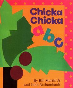 Chicka Chicka Boom - classic!