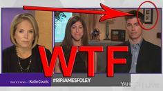 YOU WON'T BELIEVE YOUR EYES: Katie Couric Interviews Siblings of James Foley...crisis actors