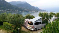Camping Weekend Gardasee