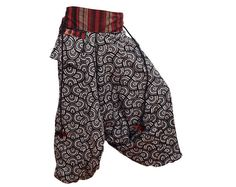 Harem Pants / Baggy Pants / Aladdin Pants / Yoga by AsianCraftShop, $21.00